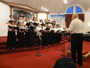Singing together 2016